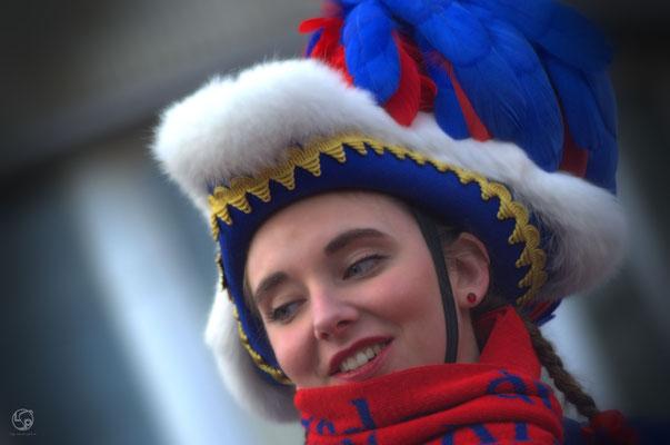 Festkommitee Krefelder Karneval - Prinzengarde-  Lady-Sahmara-Photo - Photografin Krefeld