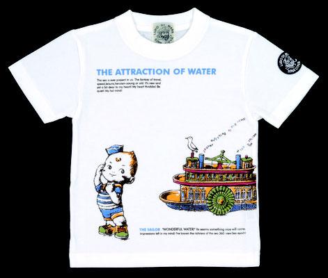アールカランドリエTシャツ2