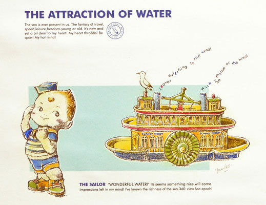 2008 THE ATTRACTION OF WATER