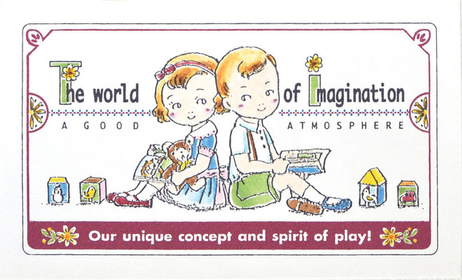 2006 THE WORLD OF IMAGINATION