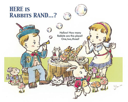 2011 RABBITS LAND