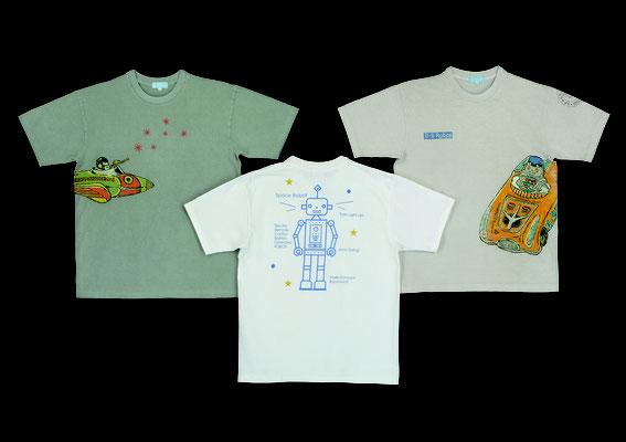 アールカランドリエTシャツ 1