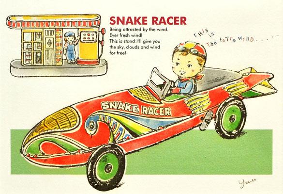 2013 SNAKE RACER