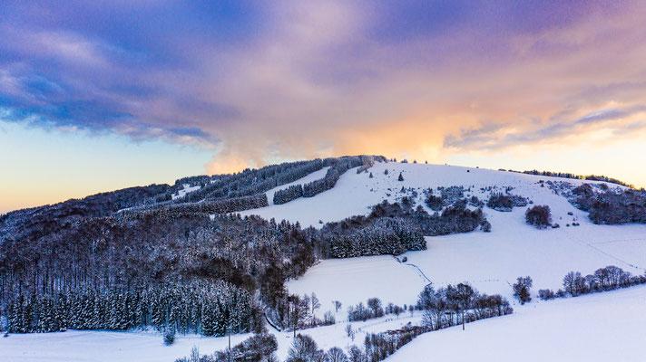 Abendsonne am Arnsberg
