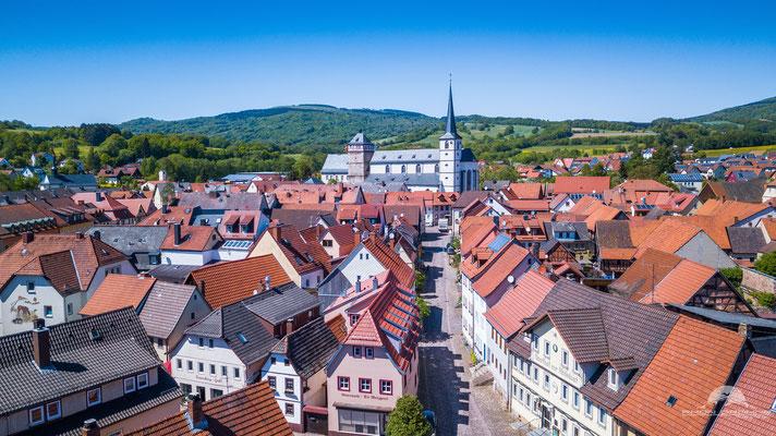 Mein schönes Heimatörtchen Bischofsheim an der Rhön