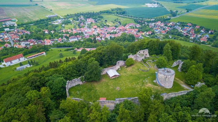 Burgruine Henneburg