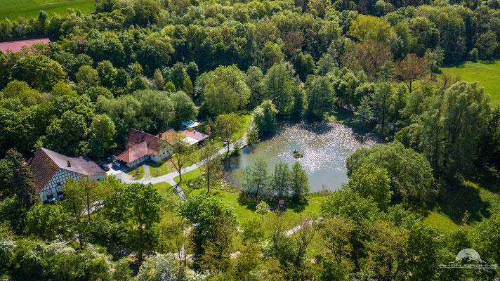 Der Kirschgarten in Mellrichstadt - Naherholungsgebiet