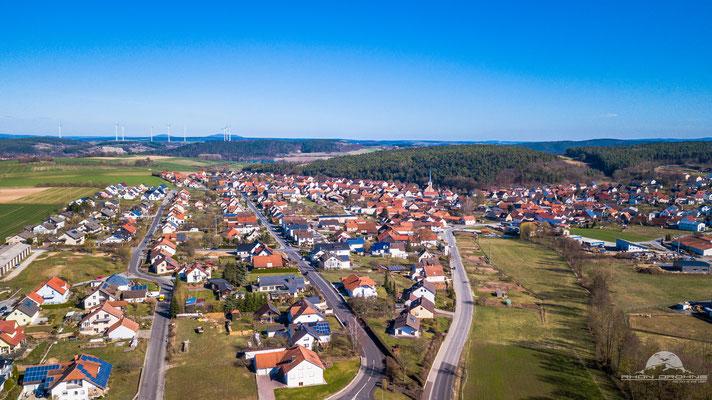 Die Gemeinde Wollbach mit ihren knapp 1200 Einwohnern