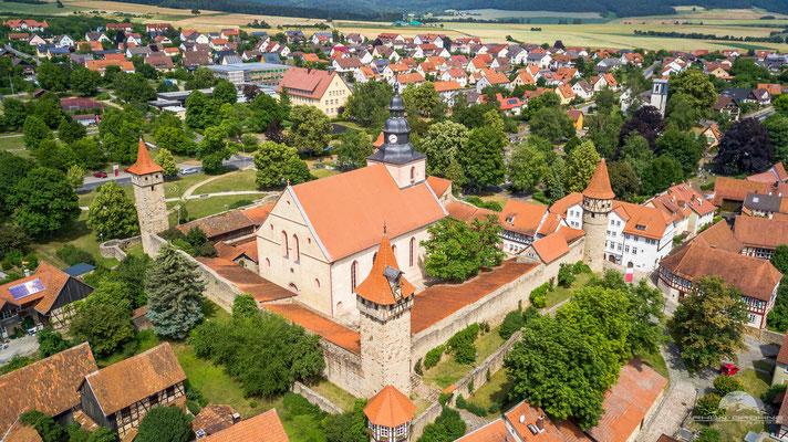 Ostheim Kirchenburg