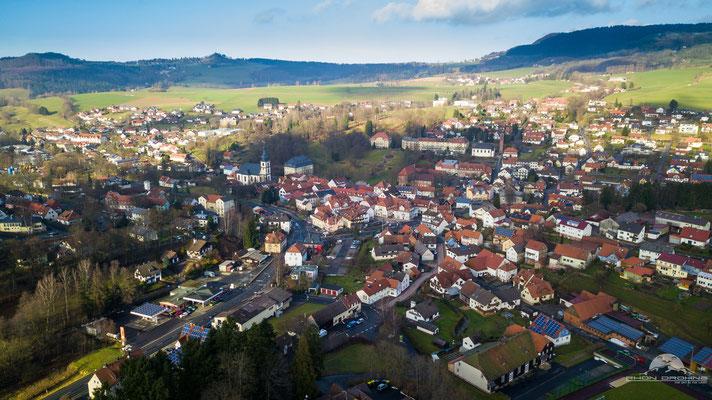 Gersfeld - Heilklimatischer Kurort in der hessischen Rhön