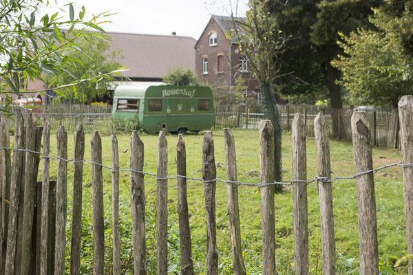 AlterHühnerwagen