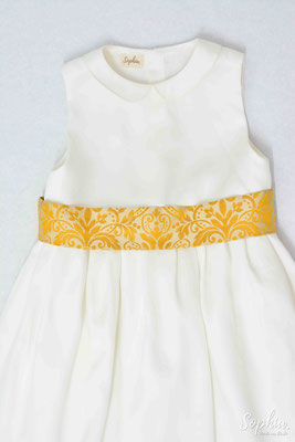 Streukindkleid passend zum Brautlook