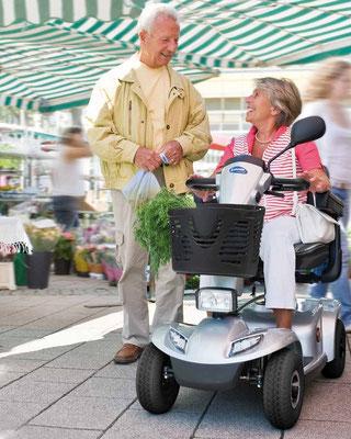 Freuen sie sich über den Werkstatt-Service vor Ort in Bornhöved. Das reha team Saggau hilft Ihnen bei Ihrer Mobilität!