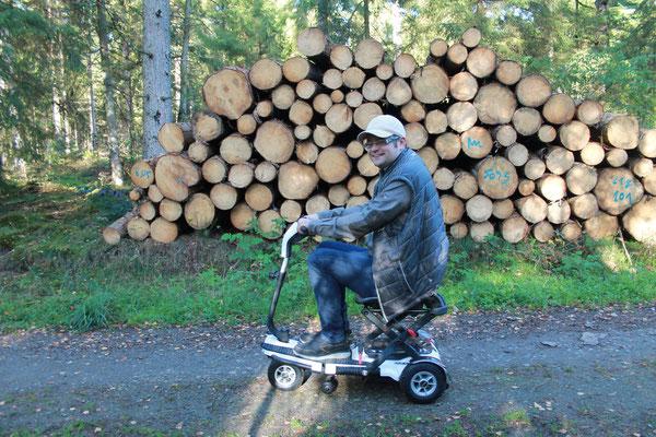 Mobilität und Lebensfreude mit fast überall