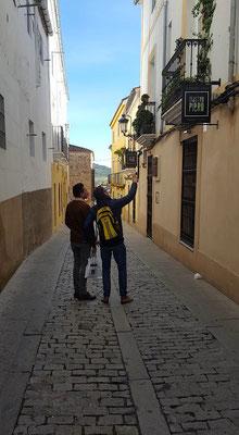 Cáceres Spanien