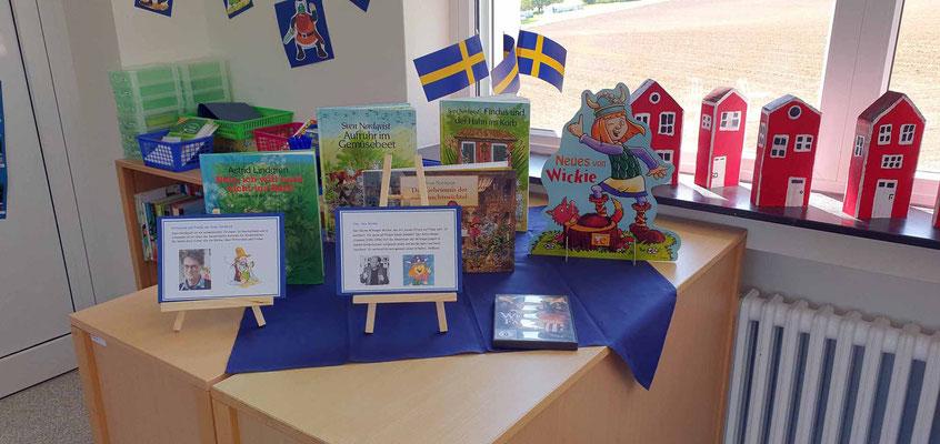 Schriftsteller aus Schweden