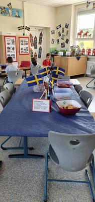 Schwedensnacks aus eigener Herstellung