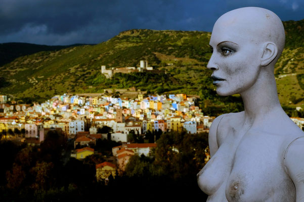Il castello di Serravalle, detto anche castello Malaspina, è un antico castello di Bosa, centro abitato della Sardegna