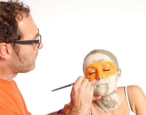 Marco al makeup