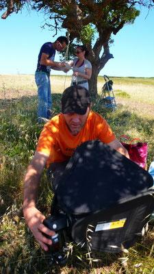 Marco prepara i flash XPhotographer Fujifilm