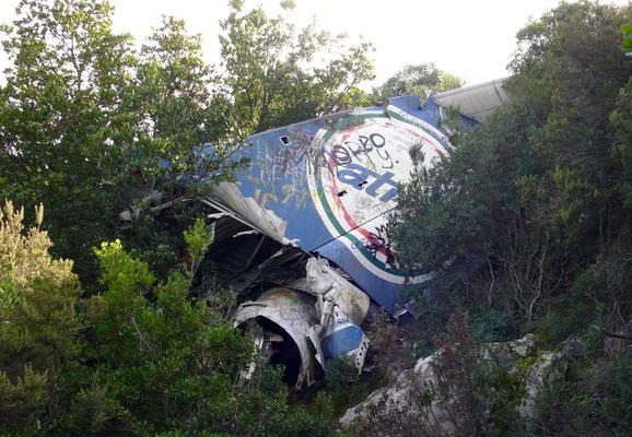 disastro aereo di Capoterra