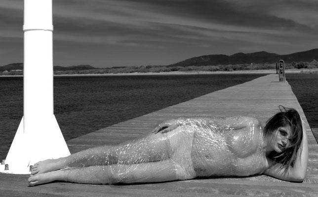 Elisa Schirru Plastic Sea