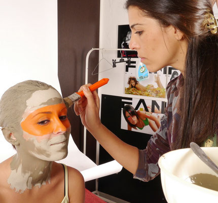 Carla al makeup