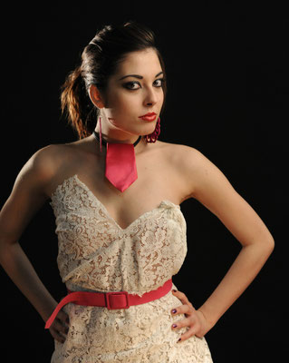 model Silvia Coccò