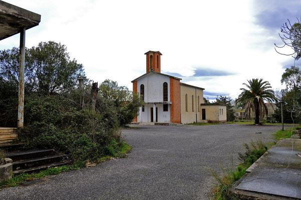 Villaggio Enel Santa Chiara del Tirso