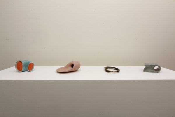 oil, bare foot , night dew , frozen food/2012/陶土、釉薬(earthenware,glaze )