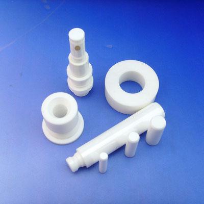 Al2O3 Sonderanfertigung Aluminiumoxid Keramik
