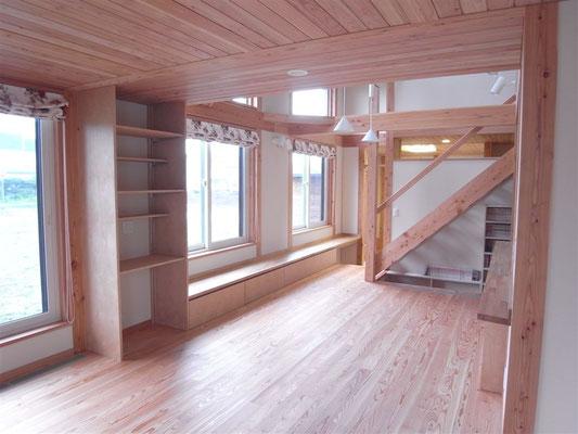 (有)陽建築工房様施工