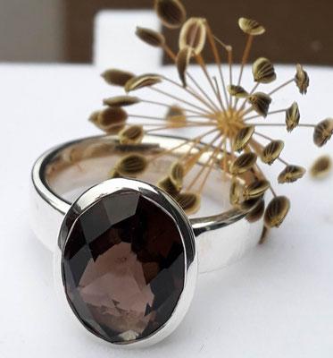 ring-sterling-silber-925-rauchquarz-facettiert-10x14mm