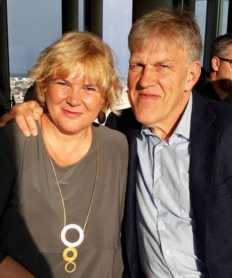Karin Roesner und Henning T.