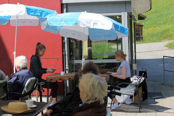 26.April 2020 - Benefiz-Konzert im Alterswohnheim Walzenhausen