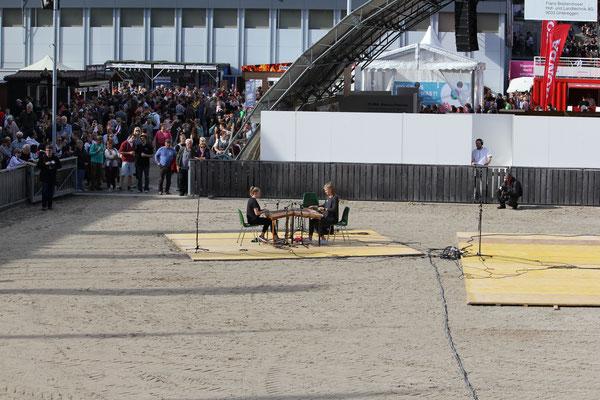 12.Oktober 2019 - OLMA Arena-Festakt am Tag des Ehrengastes