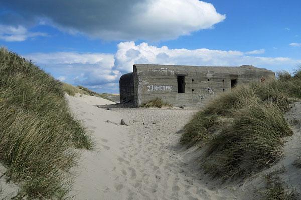 Zimmer frei am Strand von Skagen.