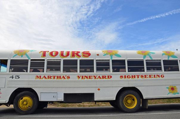 Unser Tourbus.