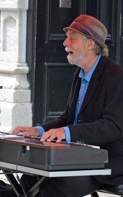 ... in der Rue Petit-Champlain