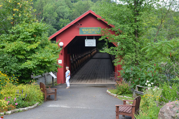 Wakefield Covered Bridge.