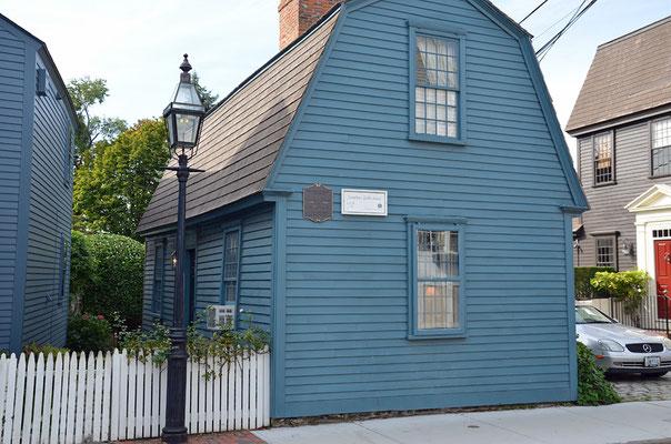 Jonathan Gibbs House