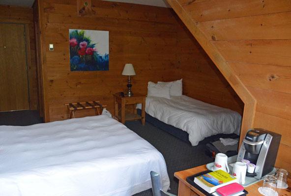 Lodge Hôtel Sacacomie in der Nähe von Saint-Alexis-des-Monts