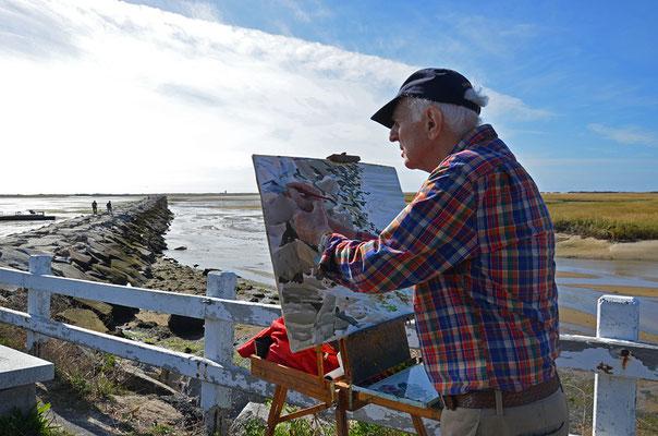 Das Cape Cod zog schon immer viele Künster an.