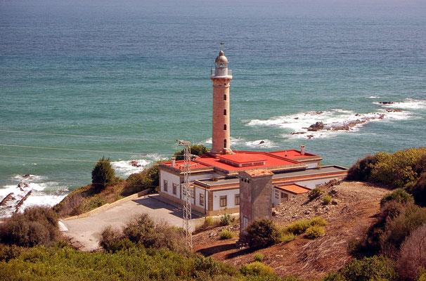 Faro del Punta Carnero