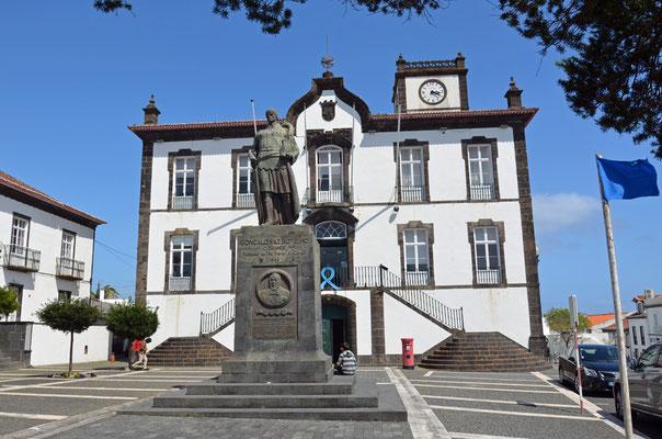 Altstadt von Vila Franca do Campo