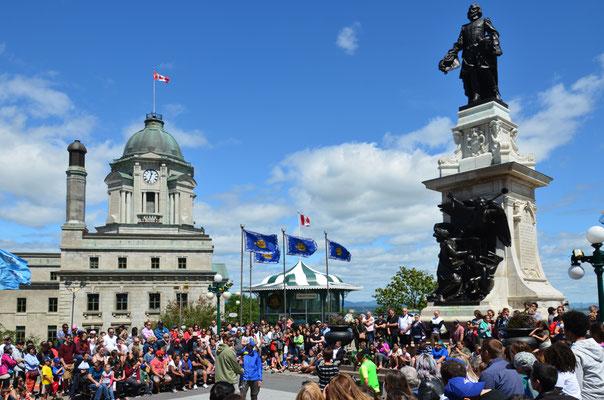 Monument Samuel-De Champlain