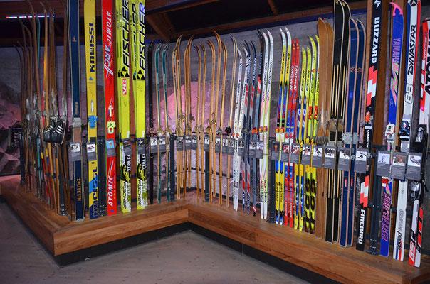 ... im Skimuseum
