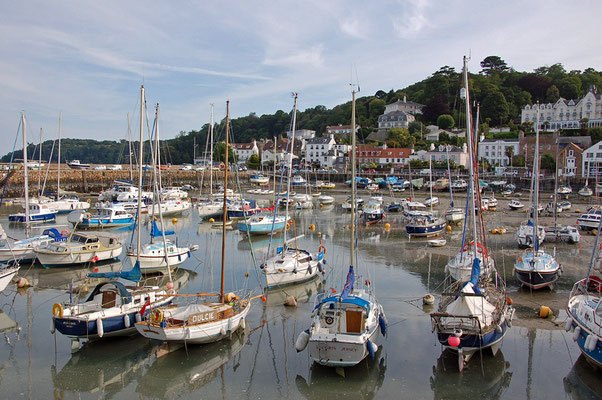 Hafen von St. Aubin