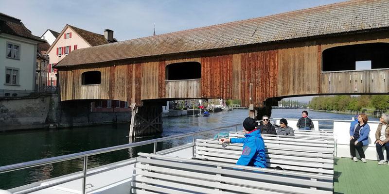 Rheinbrücke Dissenhofen - Gailingen