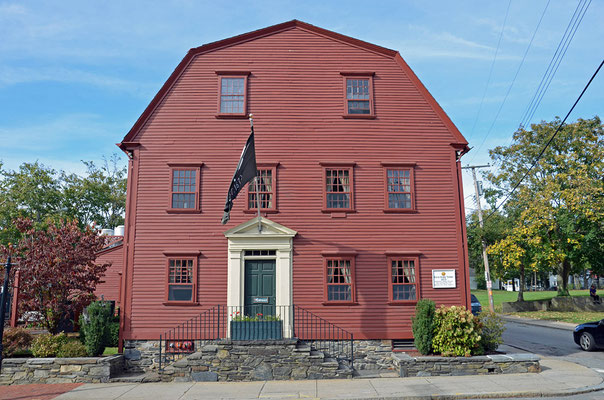 White Horse Tavern - älteste Kneipe Amerikas